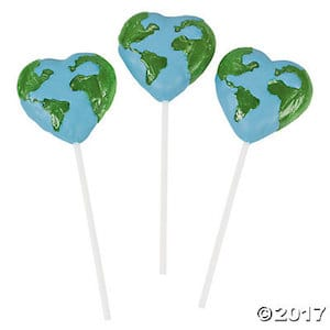 Love The Earth Suckers