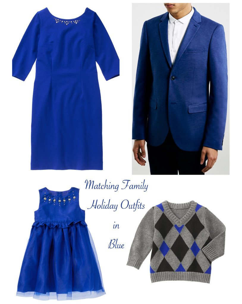 Matching-Family-Holiday-Outfits-in-Blue