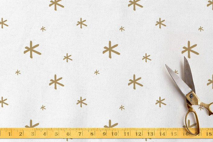 Simple Starburst Fabric