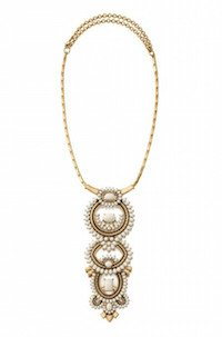 Taking Your Look from Day to Night, Havana Pendant Necklace