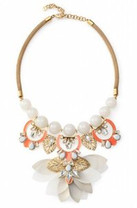 Taking Your Look from Day to Night, Riviera Statement Necklace