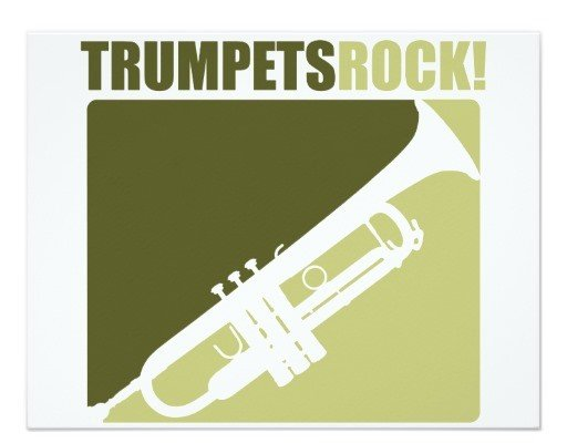 Trumpets Rock Trumpets Music Party Planning Ideas Supplies
