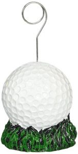 Golf Ball Place Card Holder
