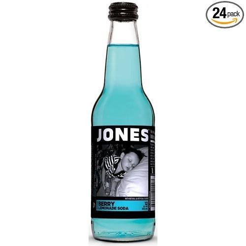 Jones Berry Lemonade Soda