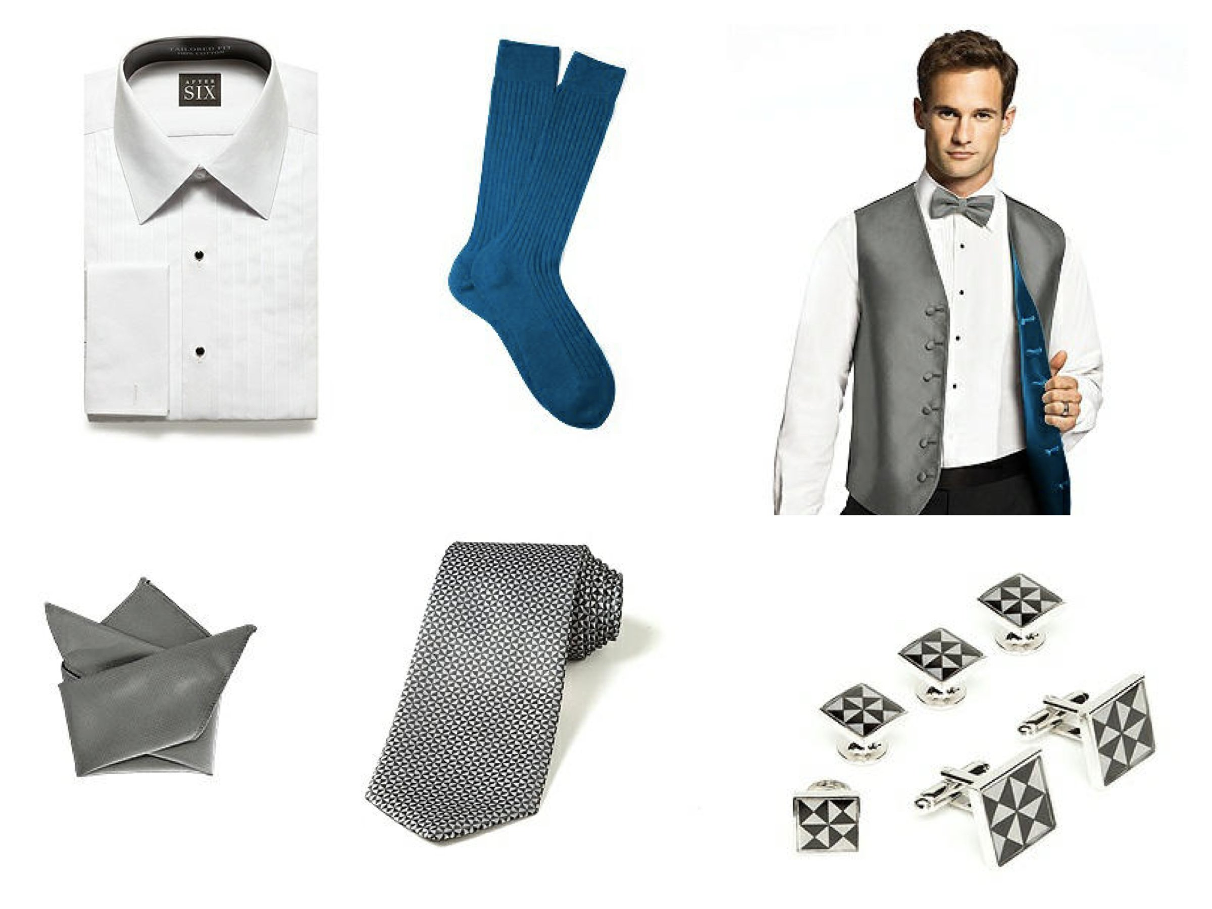 Men's Tuxedo Accessories