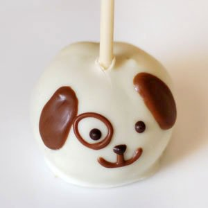 Puppy Brownie Pals Party Favors