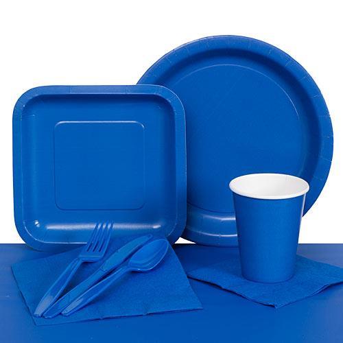 True Blue Paper Party Supplies