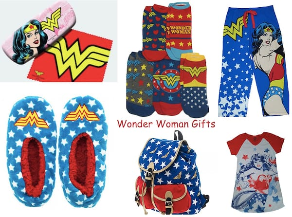 Wonder Woman Gifts