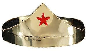 Wonder Woman Star Crown