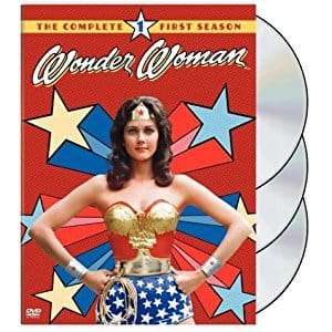 Wonder Woman the Complete First Season
