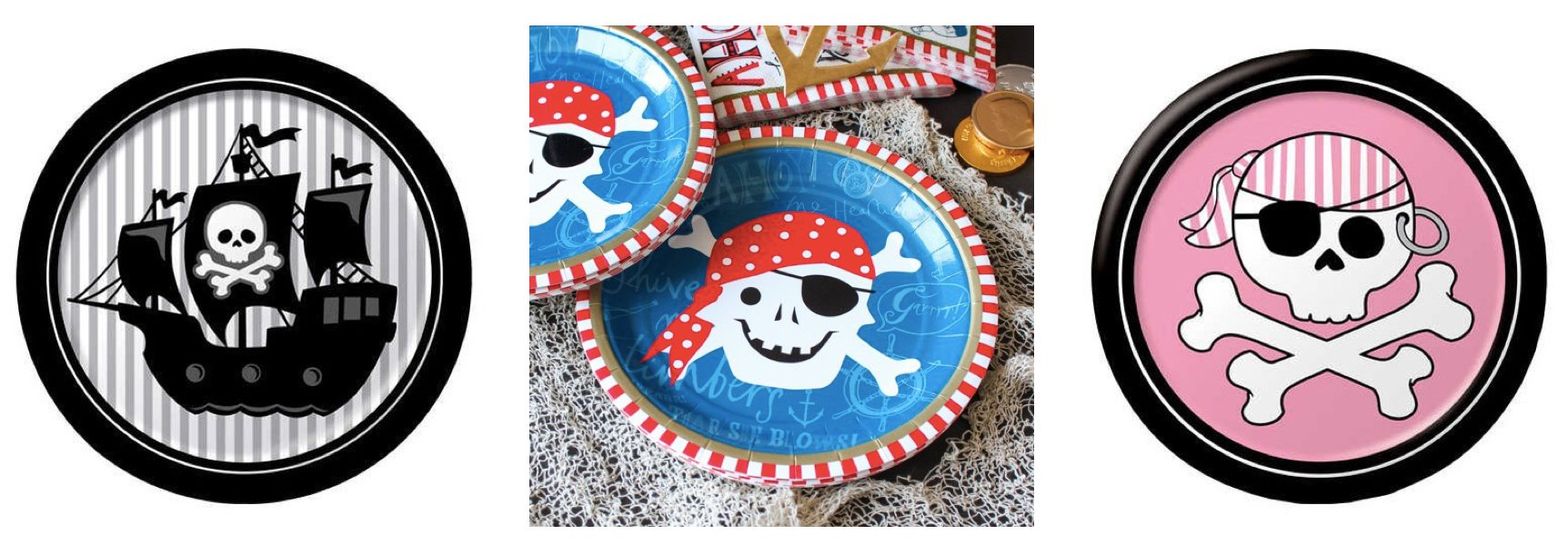 Pirate Party Supplies