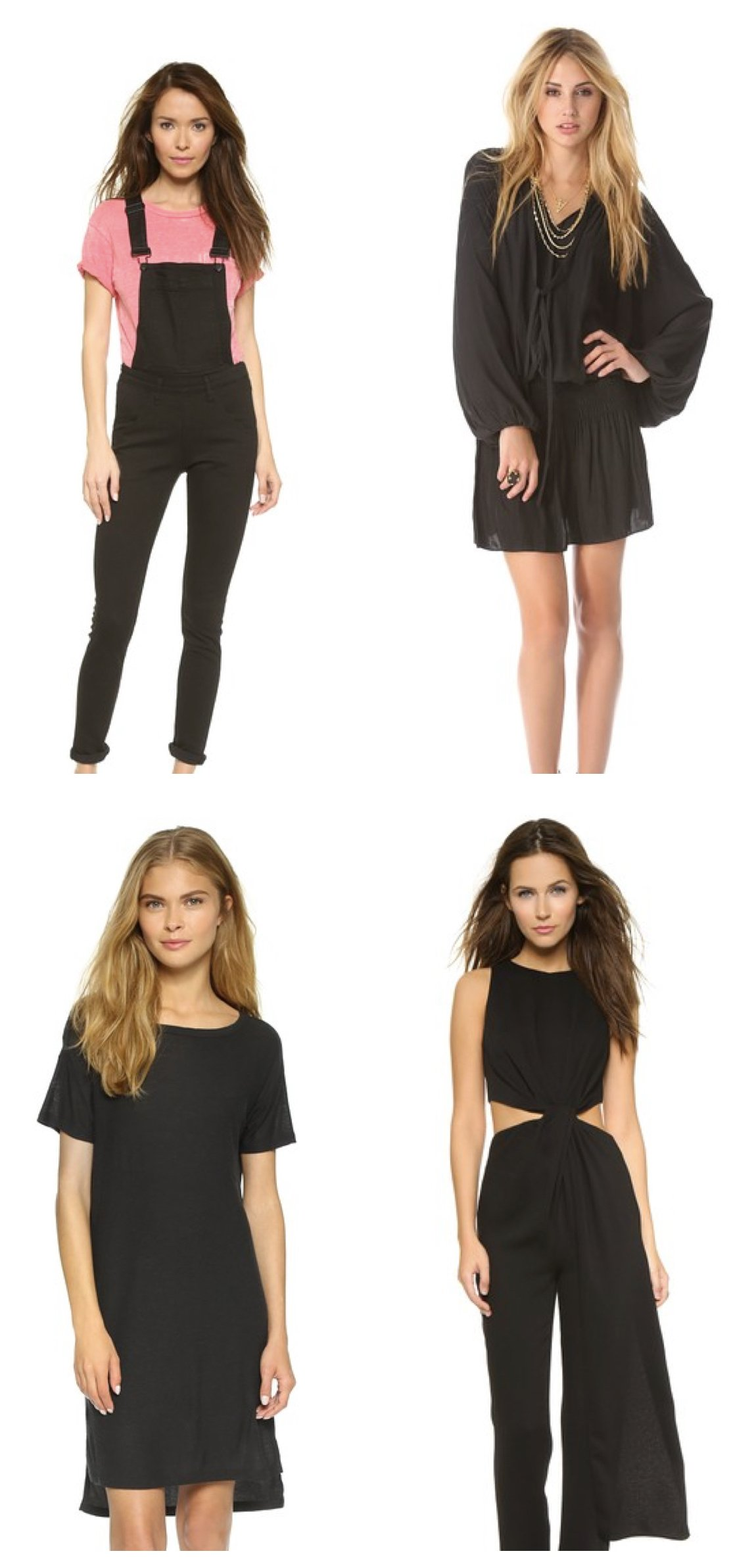Black Dinner Party Outfits, What to Wear to a Taylor Swift Dinner Party (or any Dinner Party!)