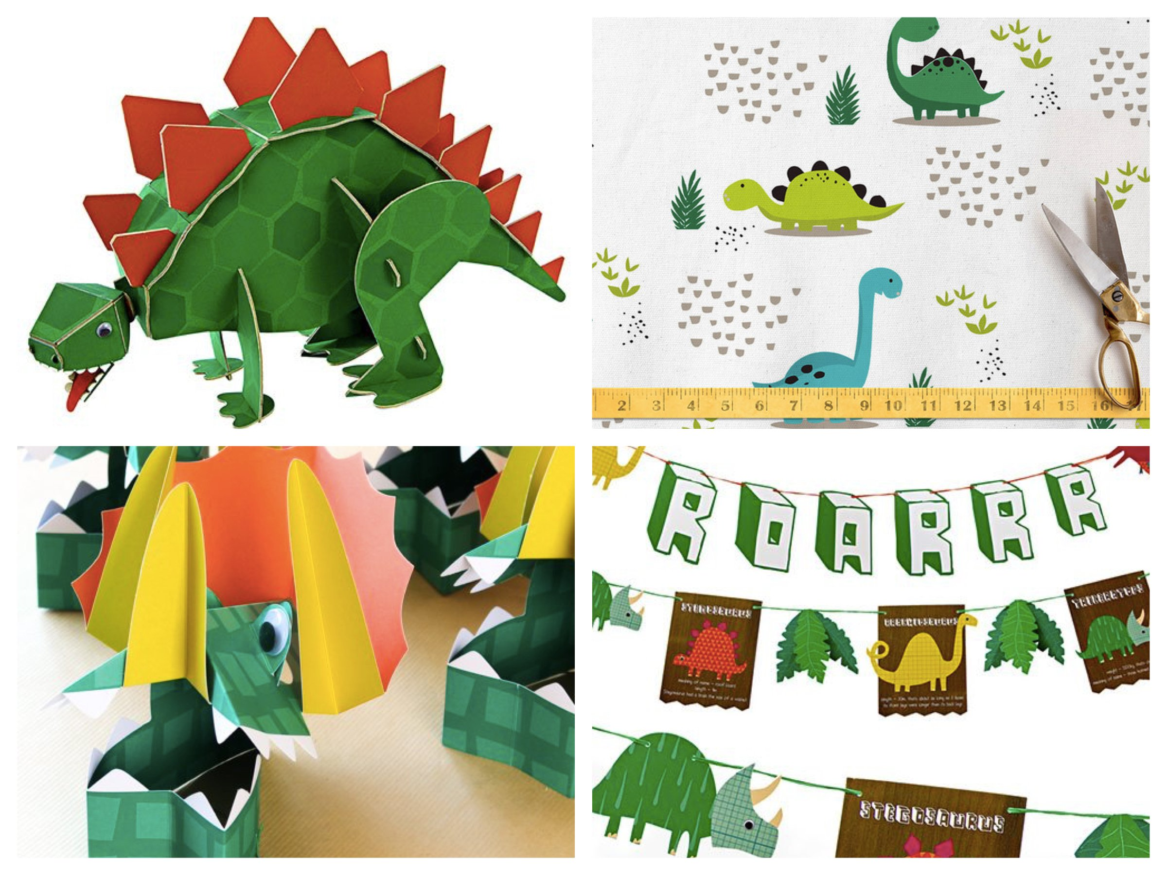 Dinosaur Party Decor