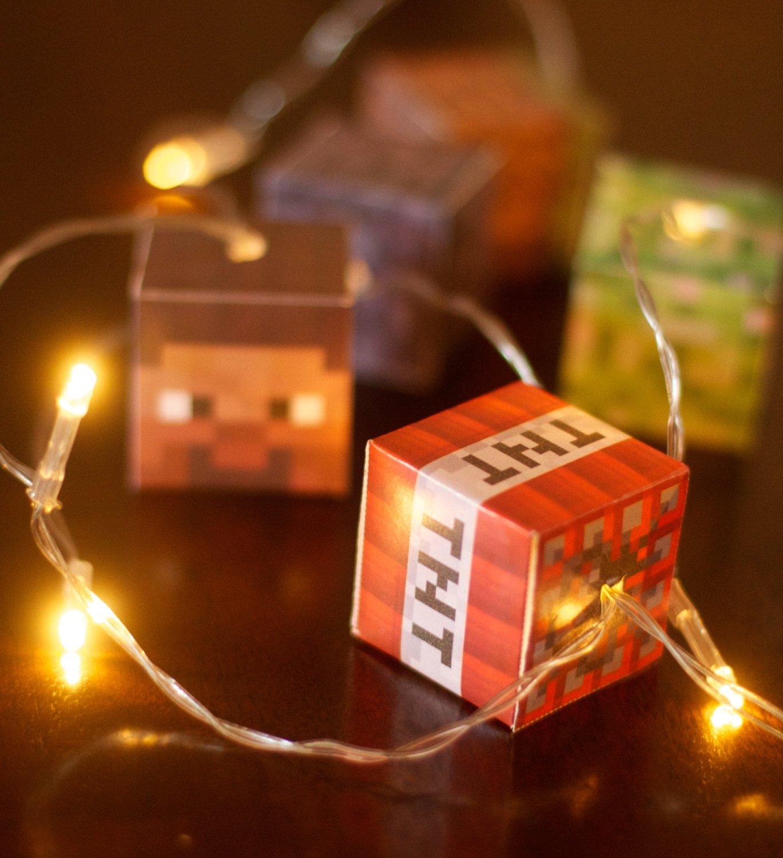 Minecraft LED Lanterns