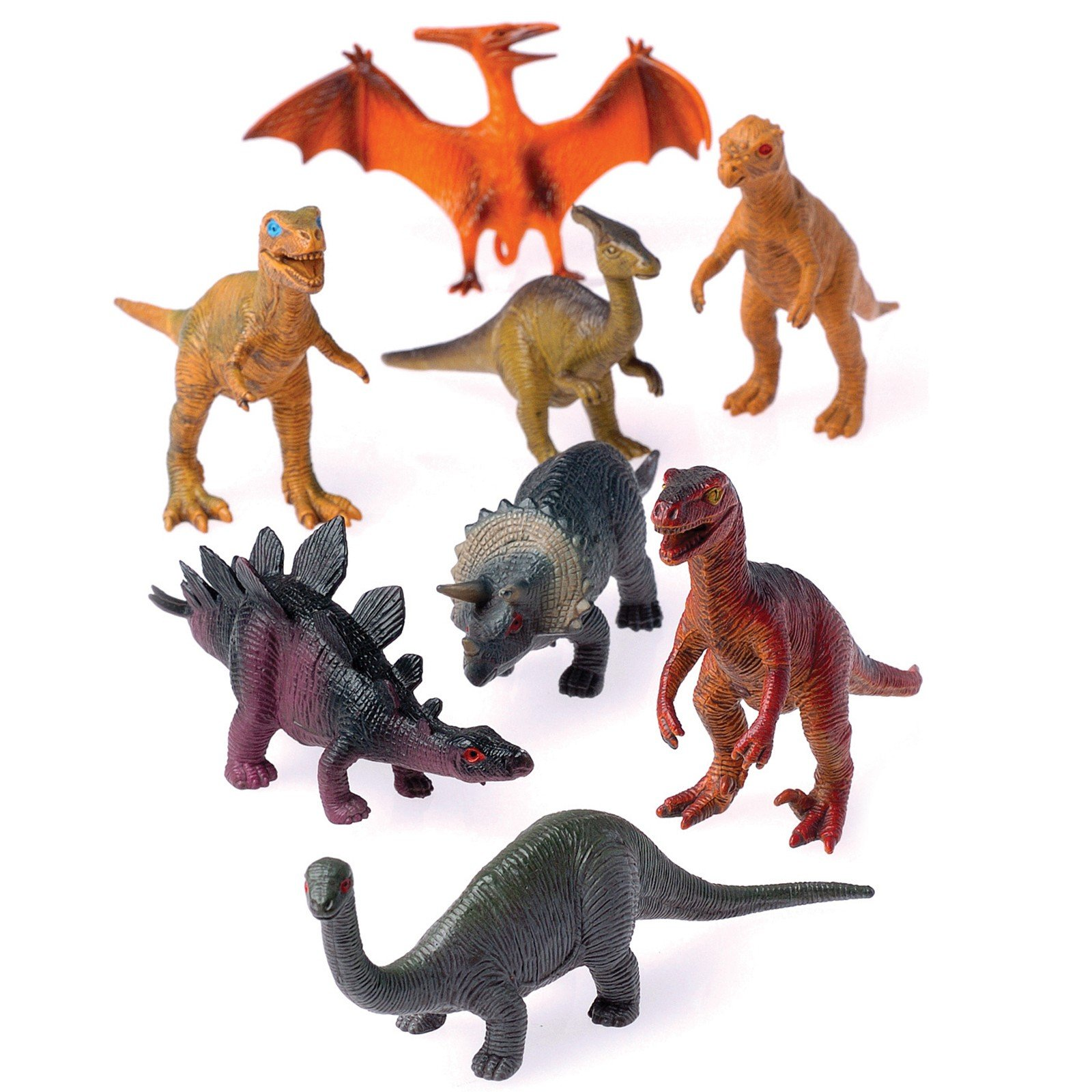 Small Toy Dinosaurs
