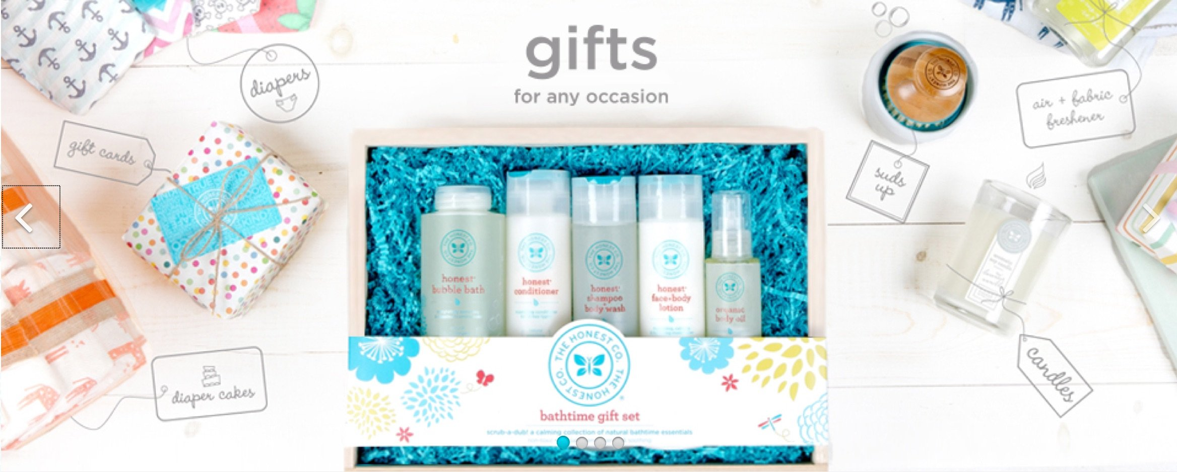 All Natural Baby Shower Gifts