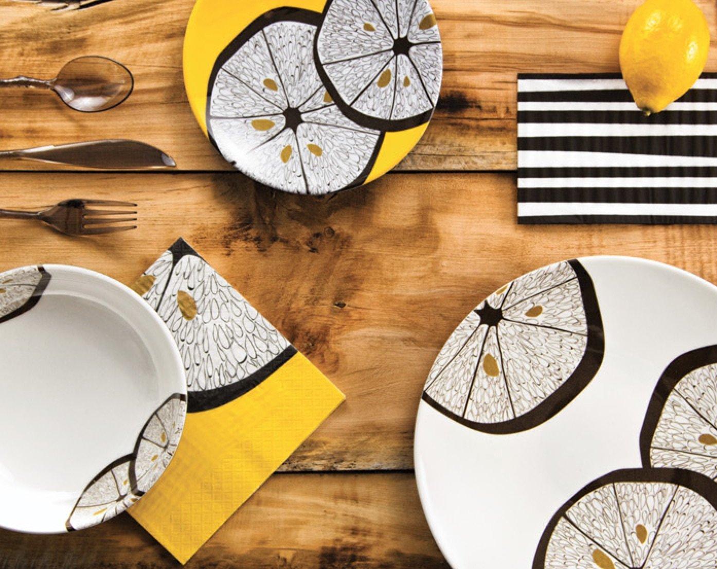 Elegant Party Supplies, Elegant Party Supplies by Designer Michael Aram