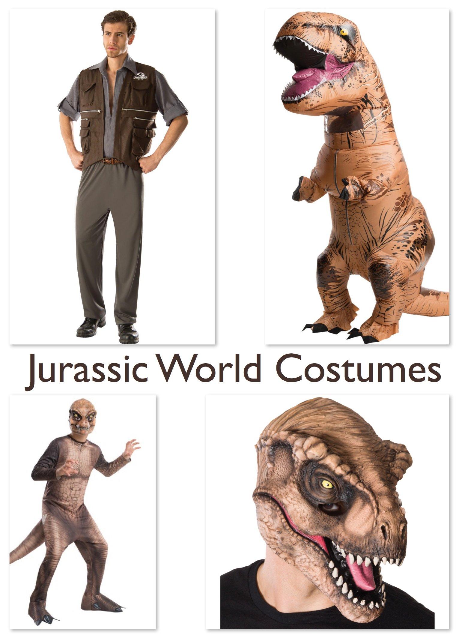 Jurassic World Costumes