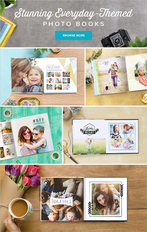 Mixbook Photo Books