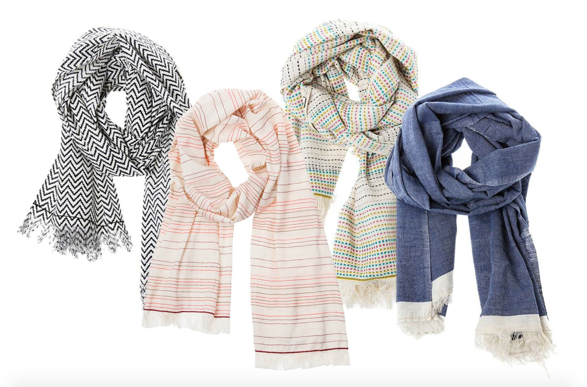 Scarf and nursing cover, Natural Baby Shower Gifts