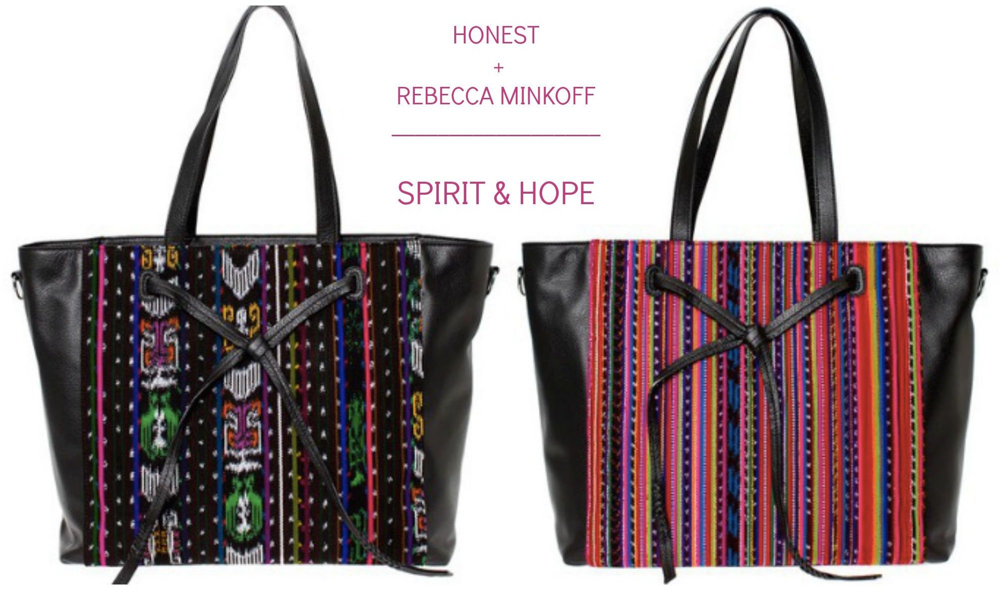 The Honest Company Collaboration with Rebecca Minkoff