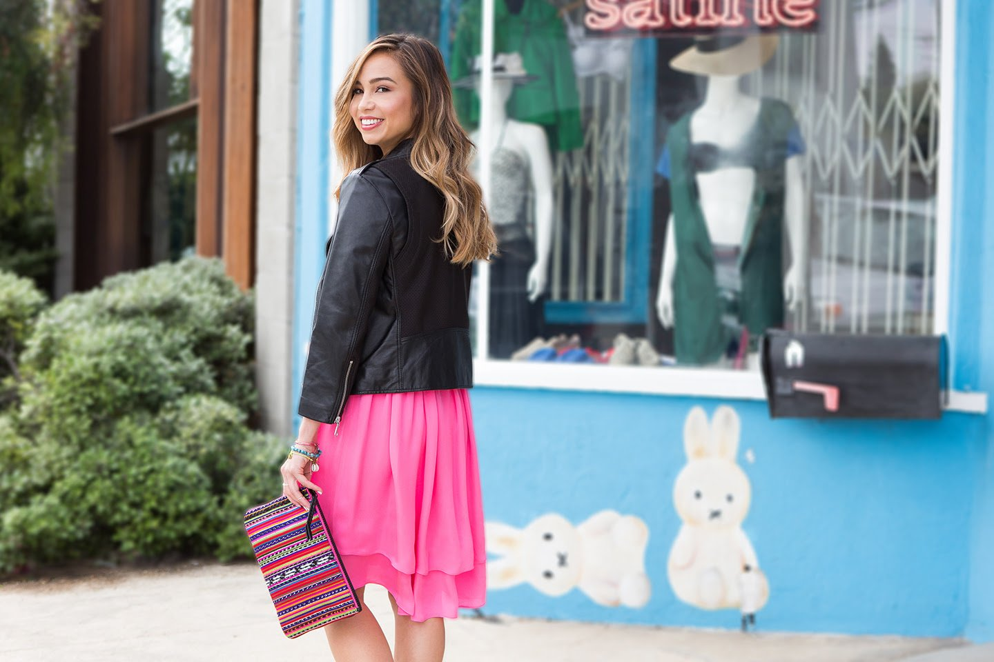 The Honest Company Hope Clutch Collaboration with Rebecca Minkoff
