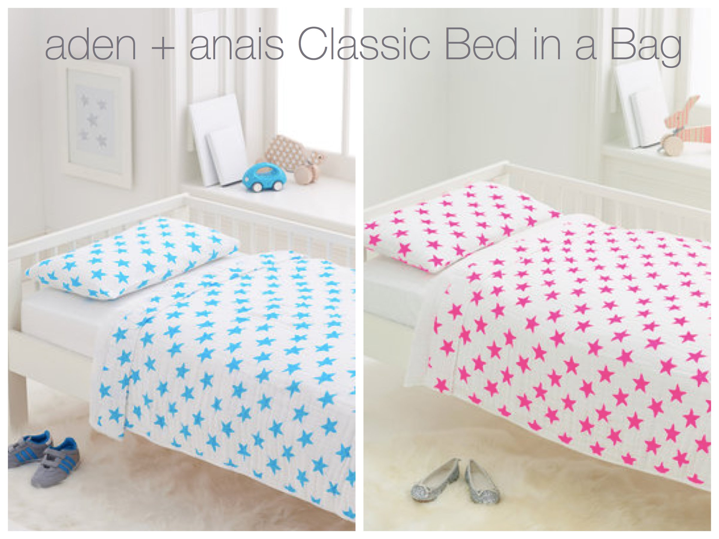 aden-anais Classic Bed in a Bag
