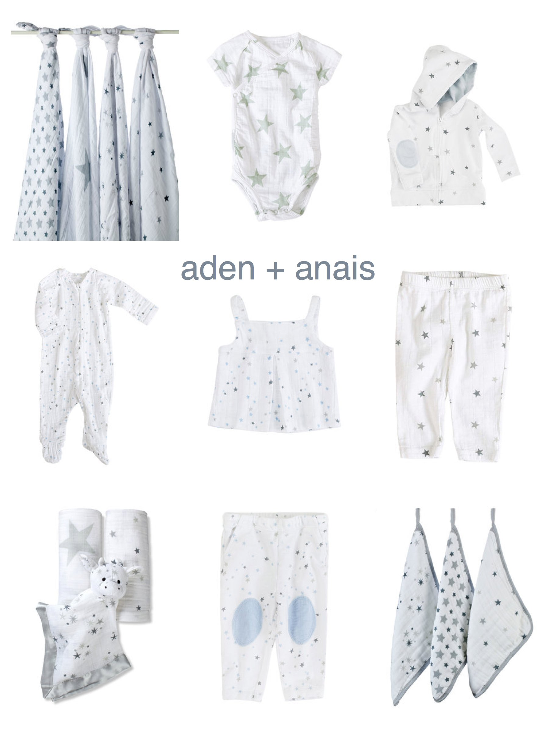 aden + anais Layette Sale