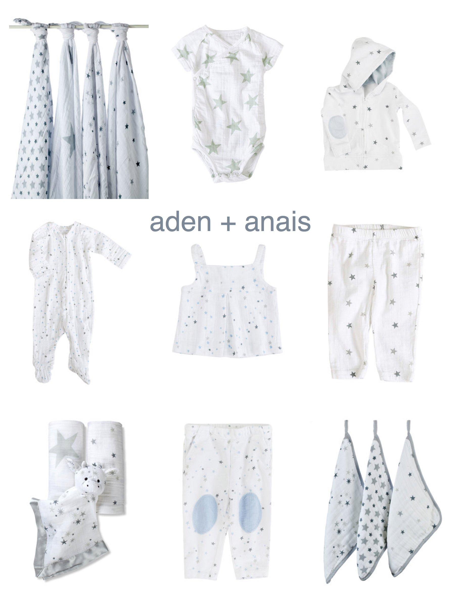 aden + anais Layette
