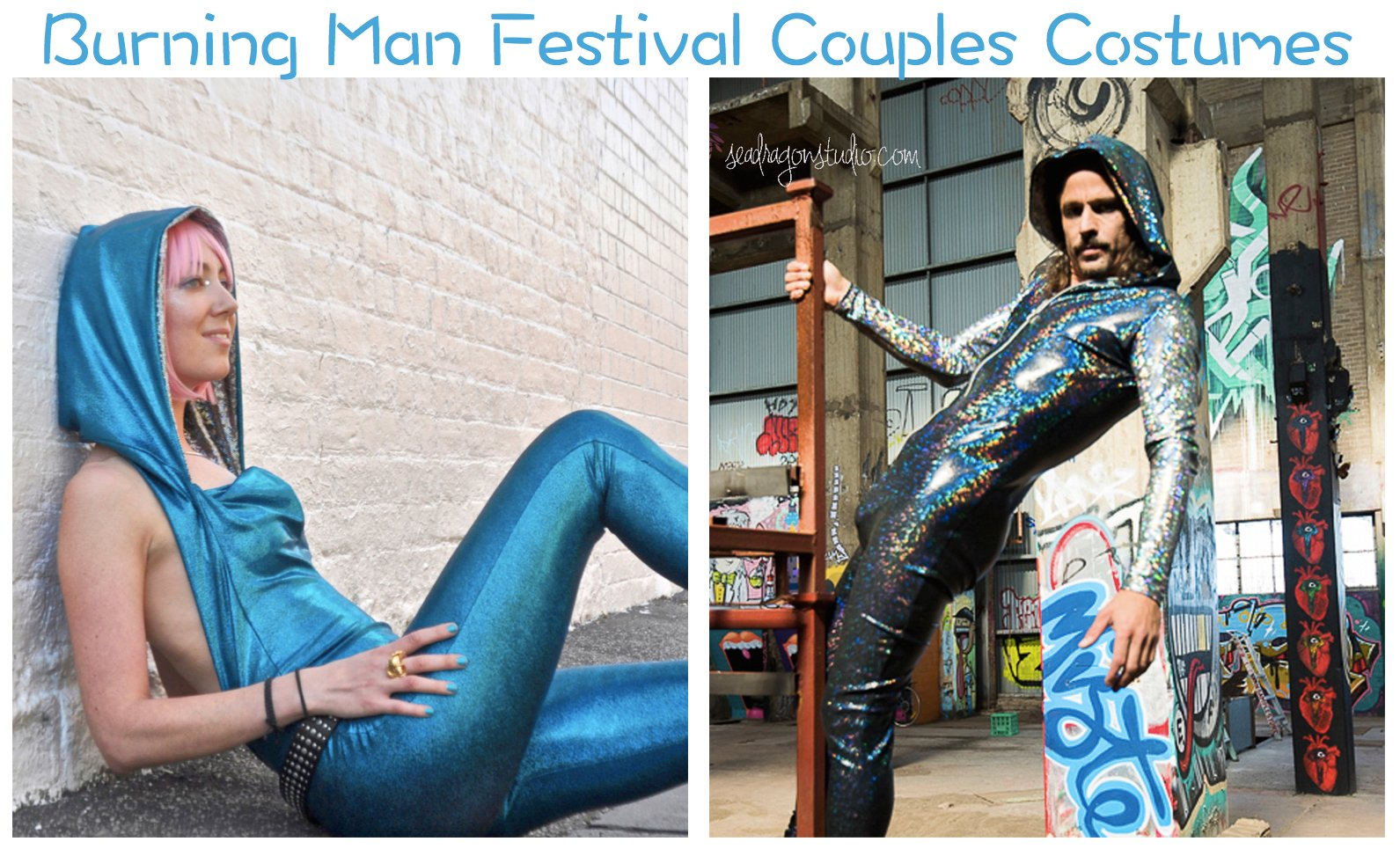 Burning Man & Festival Couples Costumes