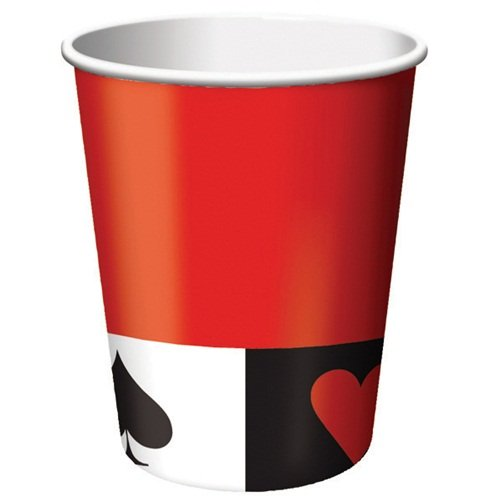 Card night cups