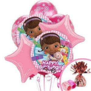 Doc McStuffins Balloon Bouquet