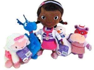 Doc McStuffins Plush Dolls