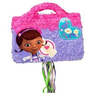 Doc mcstuffins doctor bag pinata