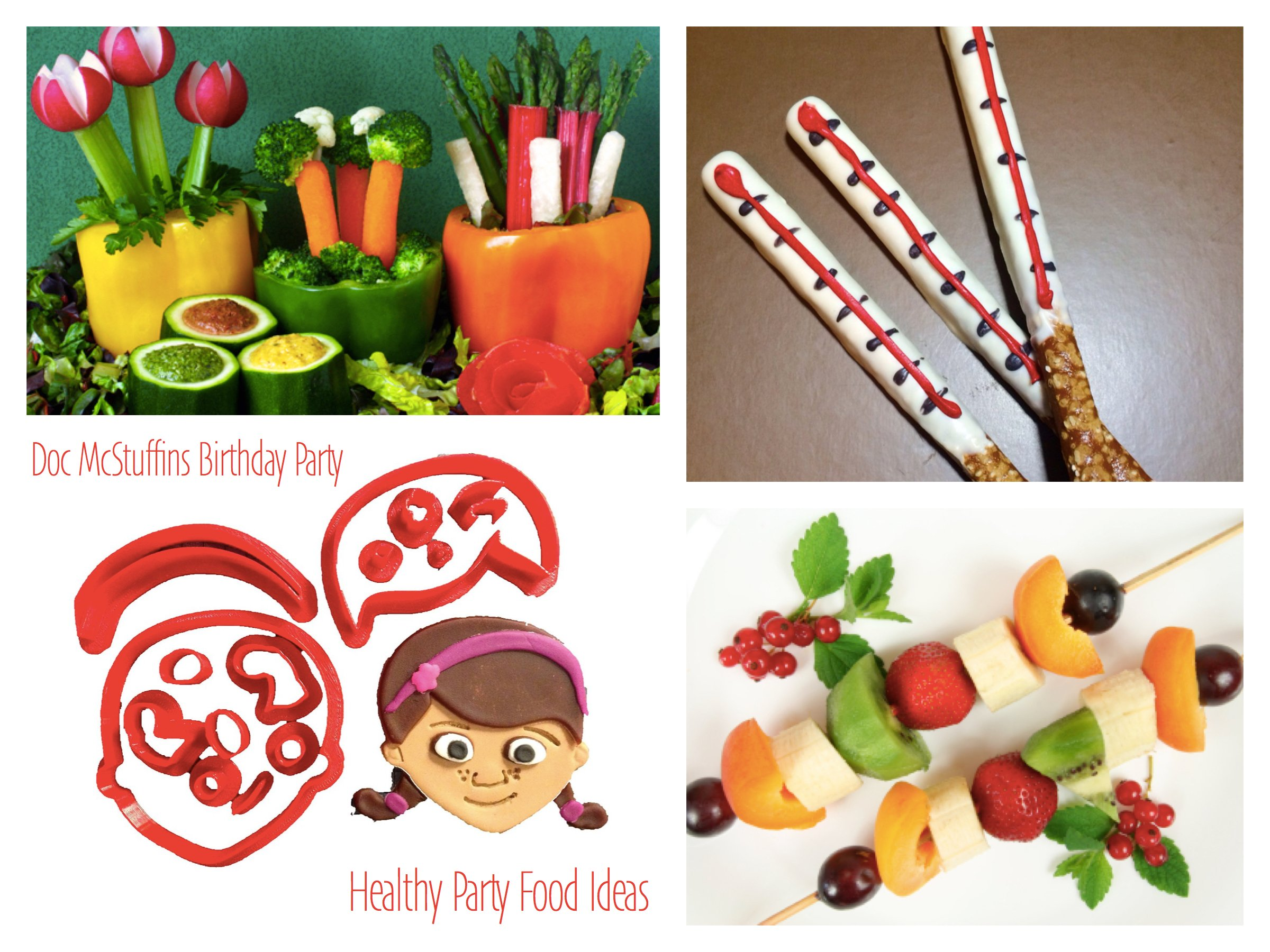 Food Ideas For A Nd Birthday Party