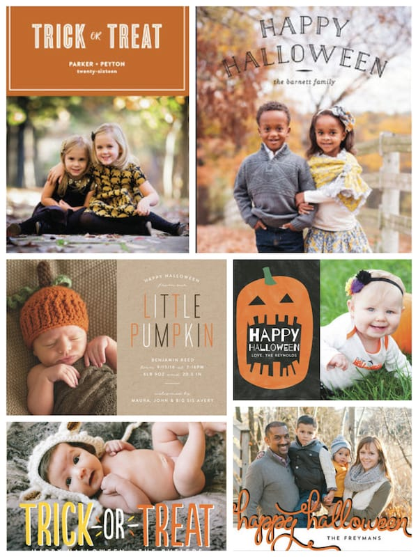 Halloween Photo Cards