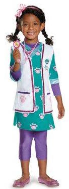 Doc McStuffins Pet Vet Costume
