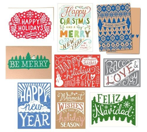 Boxed Holiday Card Bundle