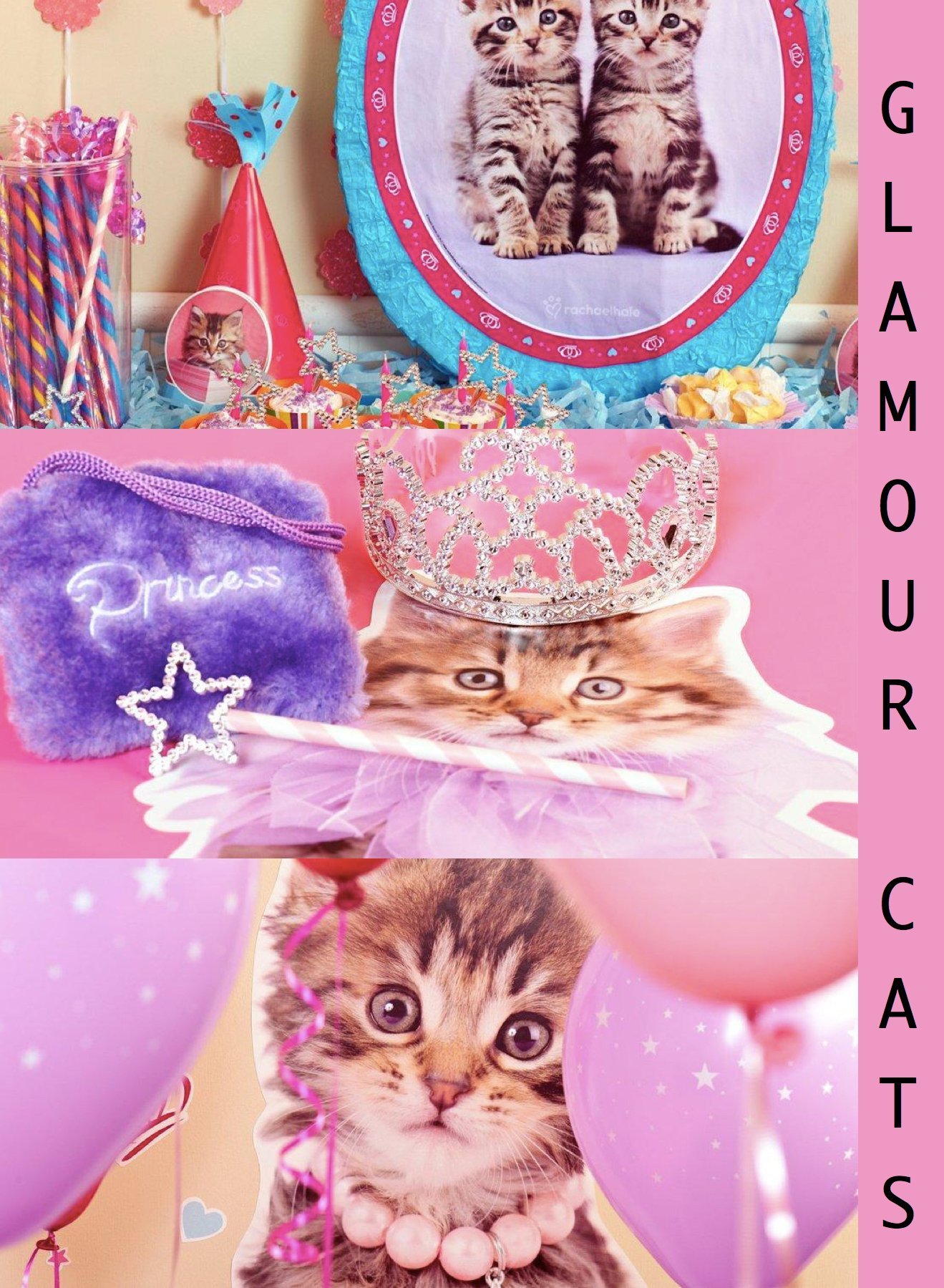 Glamour Cats Party Supplies