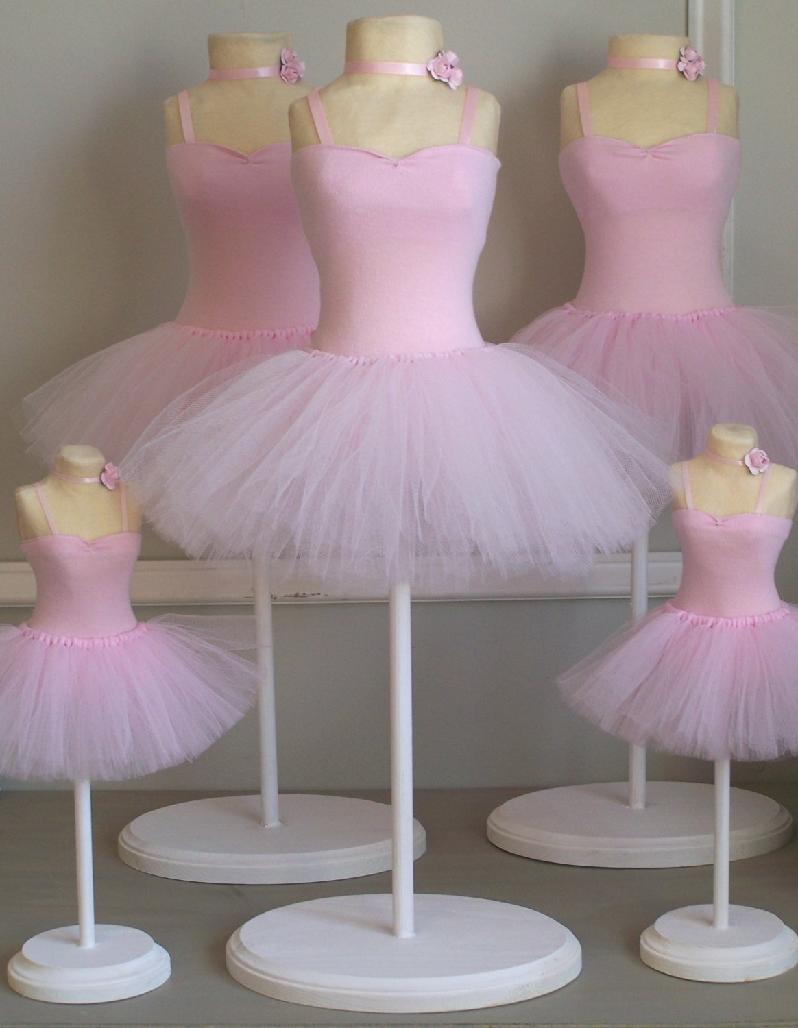 Birthday Ballerina Centerpiece