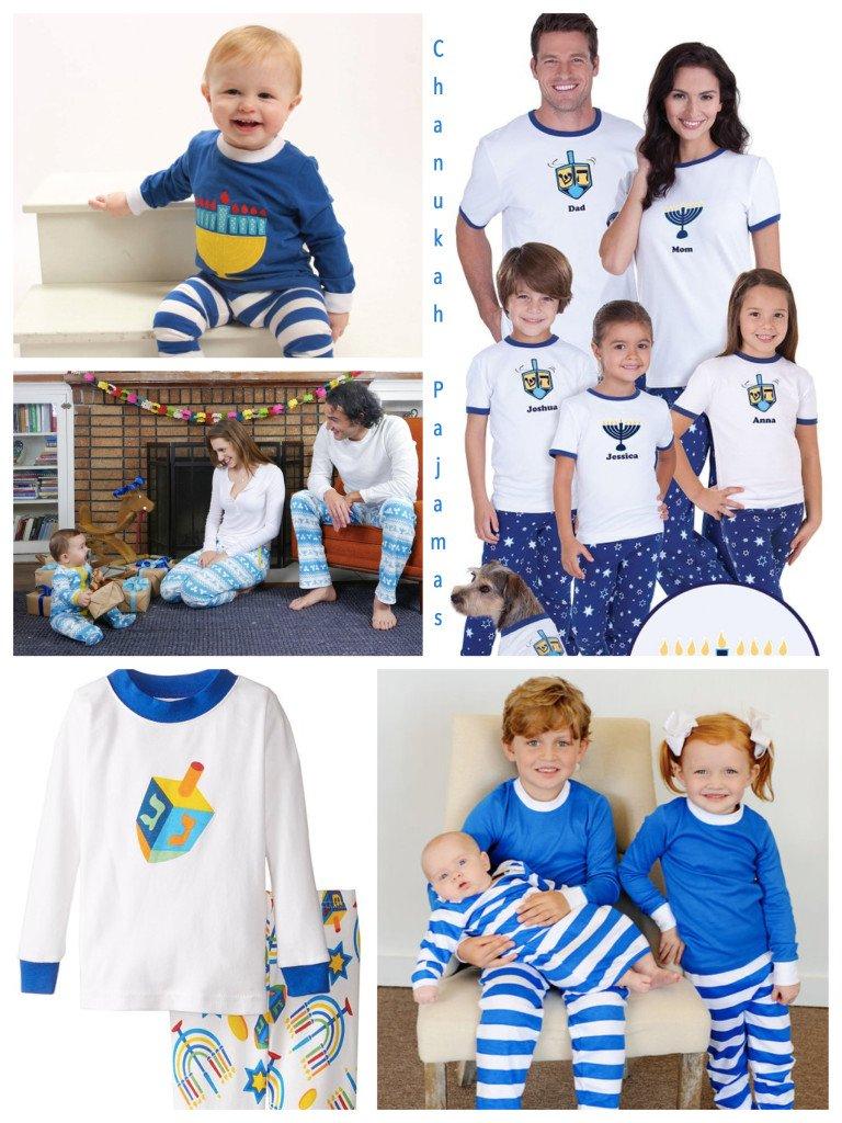 Hanukkah Pajamas,hanukkah gift giving
