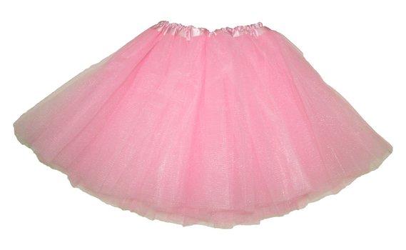 Pink Tutu Party Favors