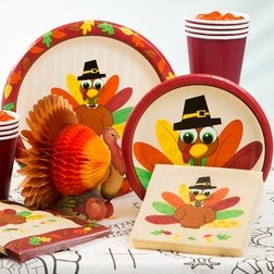 Turkey Fun Party Supplies