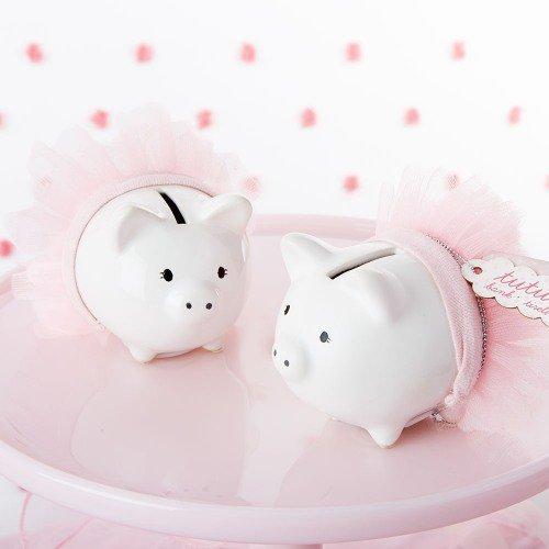 Tutu Ceramic Mini Piggy Bank