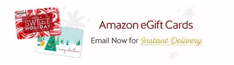 Amazon eGift Cards