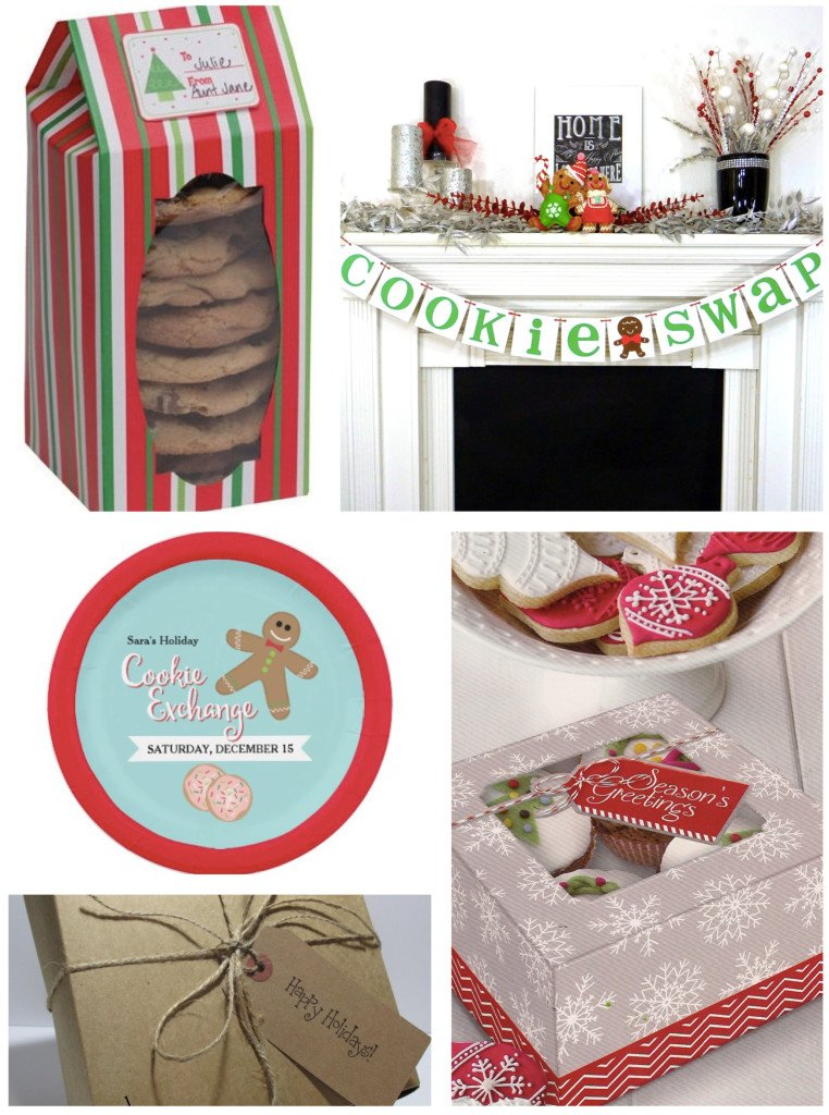 Cookie Exchange Party Supplies