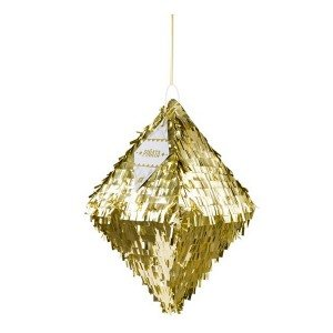 Metallic Gold Pinata