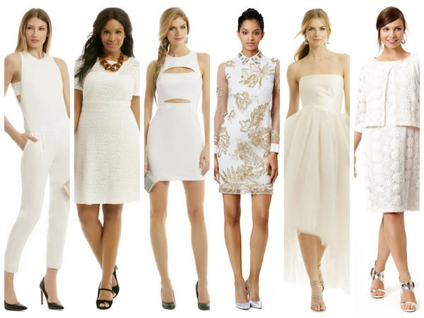 White Dresses for New Years Eve