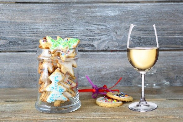 5 favorite holiday cookies paired with wine, Pair Your Favorite Holiday Cookies with Wine