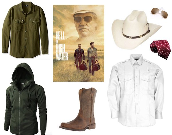 Hell or High Water Costume Ideas